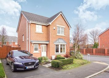 Thumbnail 3 bed detached house for sale in Hornchurch Drive, Great Sankey