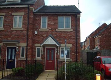 Thumbnail 2 bedroom semi-detached house to rent in Moor Lane, Mansfield