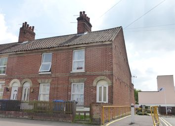 Thumbnail 3 bed end terrace house for sale in Magpie Road, Norwich