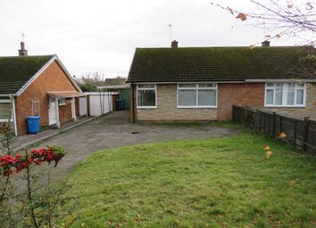 Thumbnail 2 bed semi-detached bungalow for sale in Four Ashes Road, Brewood, Stafford