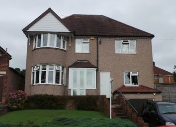 Thumbnail 5 bedroom detached house for sale in Plants Brook Road, Sutton Coldfield