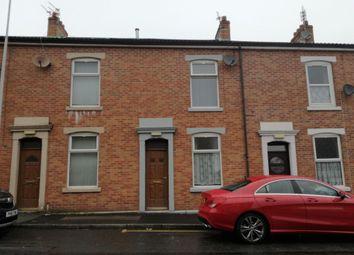 Thumbnail 2 bed terraced house to rent in Johnston Street, Blackburn