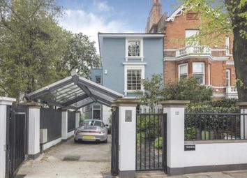 Thumbnail 5 bed semi-detached house for sale in Westbourne Park Road, London