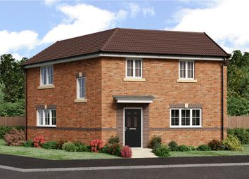 "Thumbnail 3 bedroom detached house for sale in ""Kipling"" at Blackburn"