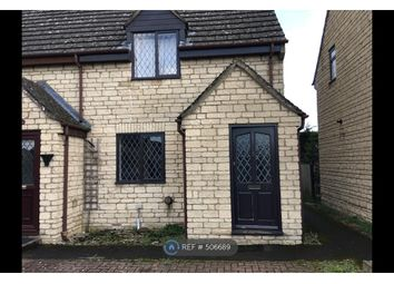 Thumbnail 2 bedroom end terrace house to rent in Folly Field, Bourton-On-The-Water, Cheltenham