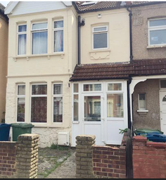 Thumbnail 5 bed end terrace house to rent in Stirling Road, Harrow