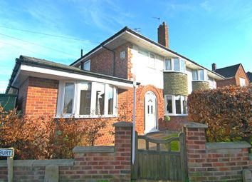 Thumbnail 4 bed semi-detached house for sale in Wirral Mount, West Kirby, Wirral
