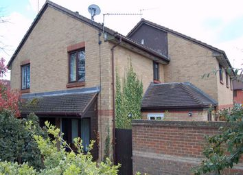 Thumbnail 1 bedroom terraced house to rent in Bolwell Close, Twyford, Reading, Berkshire