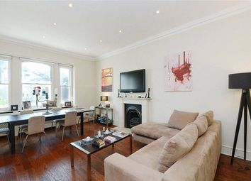 Thumbnail 2 bed flat to rent in Redcliffe Gardens, West Chelsea, London