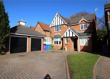 Thumbnail 4 bed detached house for sale in The Bryceway, Liverpool, Merseyside