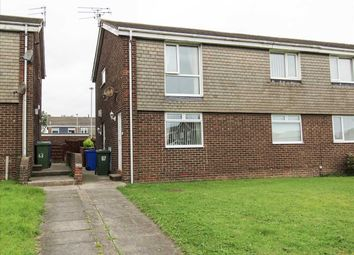 Thumbnail 2 bed flat for sale in Newlyn Drive, Parkside Dale, Cramlington