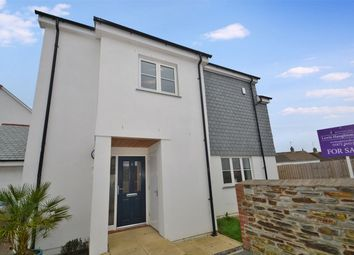 Thumbnail 4 bed detached house for sale in De Luci Gardens, Truro, Cornwall