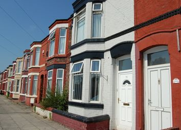 Thumbnail 2 bed terraced house to rent in Vittoria Street, Birkenhead