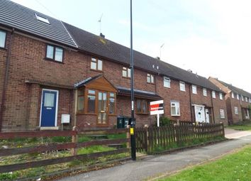 Thumbnail 3 bed terraced house for sale in Keresley Close, Coventry, West Midlands