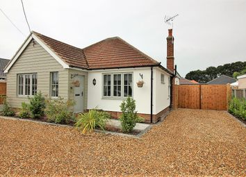 Thumbnail 3 bed detached bungalow for sale in Holland Road, Little Clacton, Clacton On Sea