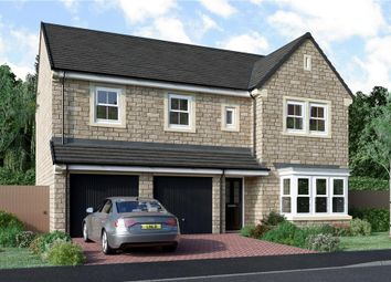 "Thumbnail 5 bed detached house for sale in ""Buttermere"" at Windmill View, Scholes, Holmfirth"