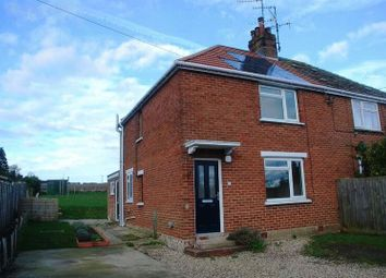 Thumbnail 3 bedroom semi-detached house to rent in The Pightle, Burnham Thorpe, King's Lynn