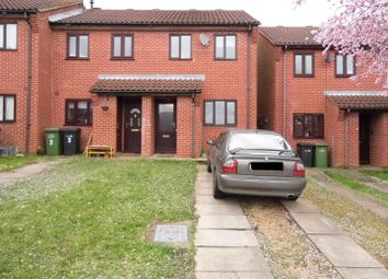 Thumbnail 2 bed end terrace house for sale in Glaven, King's Lynn