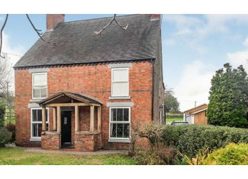 Speedwell Lane, Atherstone CV9. 4 bed farmhouse for sale