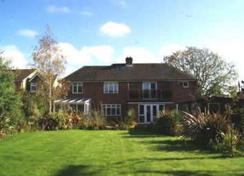 Thumbnail 4 bed detached house for sale in Brook Avenue North, New Milton