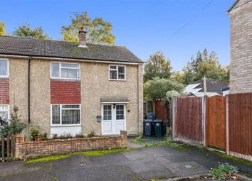 Thumbnail 3 bed end terrace house for sale in Nine Acres, Ashford, Kent