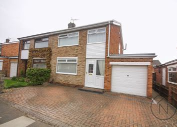 Thumbnail 3 bed semi-detached house to rent in Clifton Avenue, Billingham
