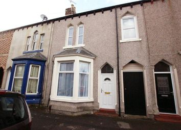 Thumbnail 3 bed terraced house for sale in 45 Sheffield Street, Carlisle, Cumbria