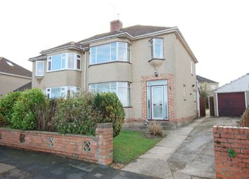 Thumbnail 3 bed semi-detached house for sale in Uplands Road, Saltford, Bristol