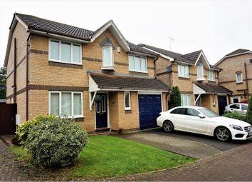 Thumbnail 4 bedroom detached house for sale in Hillcroft Close, Hanham