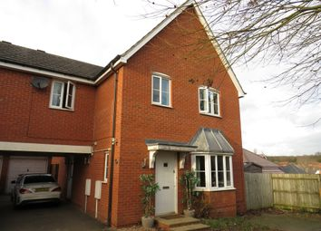 Thumbnail 3 bed detached house for sale in Ashmead, Little Billing, Northampton