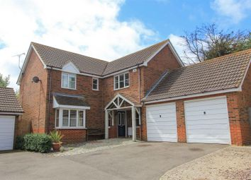 Thumbnail 5 bed detached house to rent in Blackberry Way, Whitstable