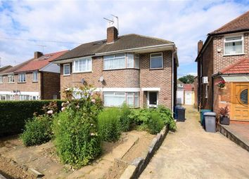 Thumbnail 3 bed semi-detached house to rent in Engel Park, Millhill, London