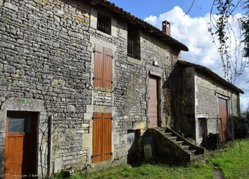 Thumbnail 1 bed property for sale in Verteuil Sur Charente, Poitou-Charentes, 16510, France