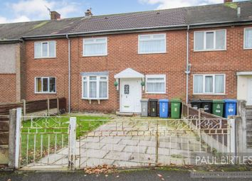 3 bed terraced house for sale in Erskine Road, Partington, Manchester M31