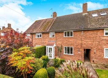 Thumbnail 3 bedroom terraced house for sale in Rectory Lane, Watton At Stone, Hertford