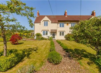 Thumbnail 3 bed semi-detached house for sale in Victoria Cottages, Bristol Road, Wraxall, North Somerset
