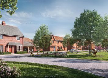 Thumbnail 1 bed semi-detached house for sale in Birnam Mews, Oak Road, Tiddington, Warwickshire