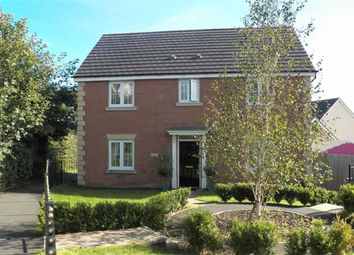 Thumbnail 4 bed detached house for sale in Pant Y Barcud, Carmarthen