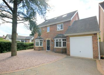 Thumbnail 5 bedroom detached house for sale in Birkholme Drive, Stoke-On-Trent