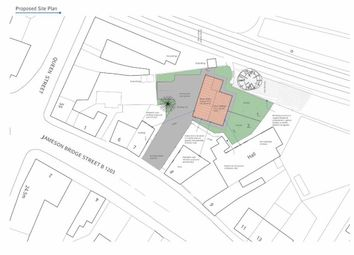 Thumbnail Land for sale in Jameson Bridge Street, Market Rasen