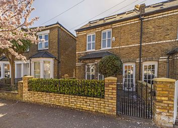 Thumbnail 4 bed terraced house for sale in Clifton Road, Teddington
