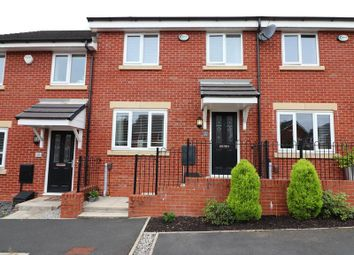 Thumbnail 3 bed mews house for sale in Spinners Drive, Worsley, Manchester