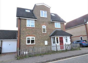 Thumbnail 4 bed detached house for sale in Nash Drive, Broomfield, Chelmsford