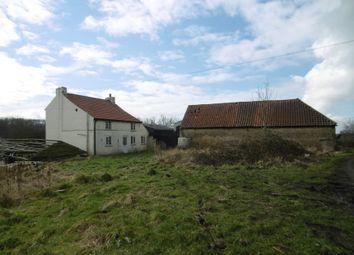 Thumbnail Farmhouse for sale in Upton Grange Farm, Somerby, Nr Heapham, Gainsborough, Lincolnshire