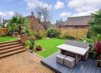 Thumbnail 4 bed detached house for sale in Nursery Lane, Ridgewood, Uckfield, East Sussex