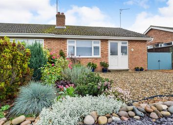 Thumbnail 2 bed semi-detached bungalow for sale in Rippingall Road, Aylsham, Norwich