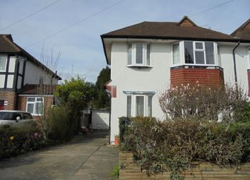 Thumbnail 4 bed semi-detached house to rent in Romney Road, New Malden