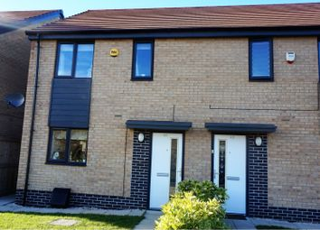 Thumbnail 3 bed semi-detached house for sale in Granby Road, Doncaster