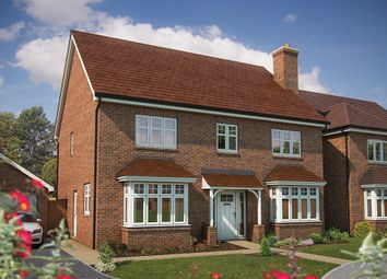 "Thumbnail 5 bed detached house for sale in ""The Lime"" at Rushland Field, Chinnor"