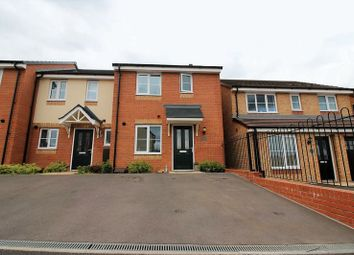 Thumbnail 3 bed terraced house for sale in Knowles View, Talke, Staffordshire